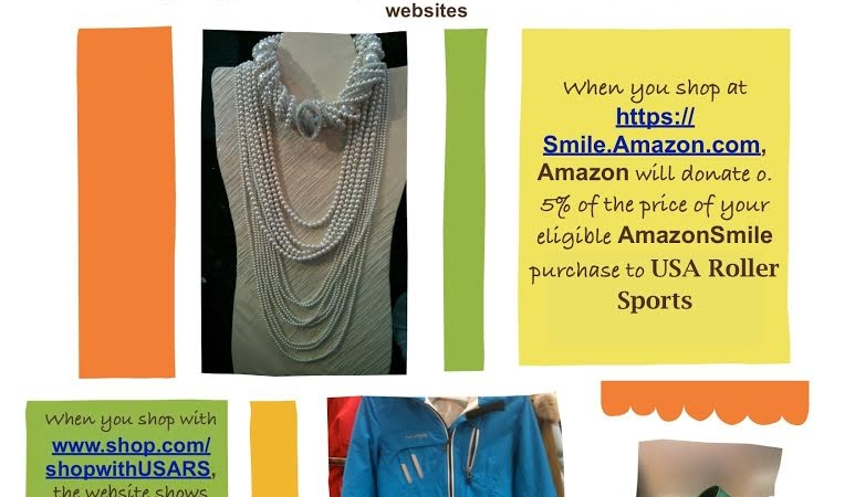 Shop Amazon & Support Roller Skating