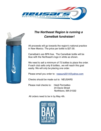 A Refreshing Way to Support the Northeast Region!