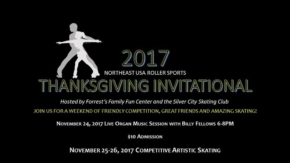 Final Schedule for 2017 Thanksgiving Invitational